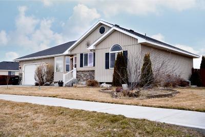 Idaho Falls ID Single Family Home For Sale: $205,000