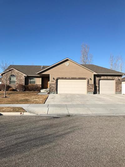 Idaho Falls ID Single Family Home For Sale: $300,825