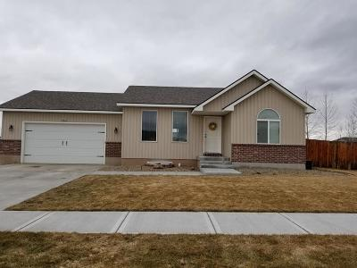 Idaho Falls Single Family Home For Sale: 2361 Gladys Drive