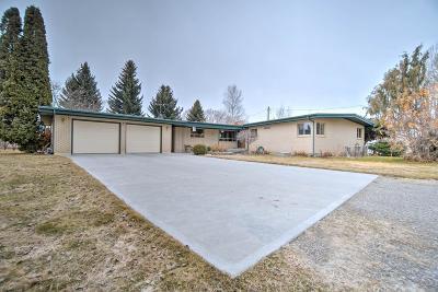 Blackfoot Single Family Home For Sale: 367 W 170 N