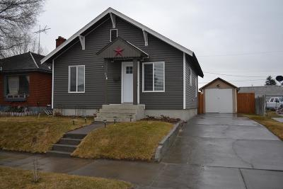 Idaho Falls Single Family Home For Sale: 530 13th Street