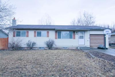Idaho Falls Single Family Home For Sale: 3155 S Dal Avenue