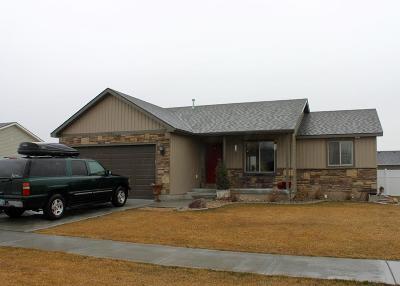 Ammon Single Family Home For Sale: 3942 Shale Avenue