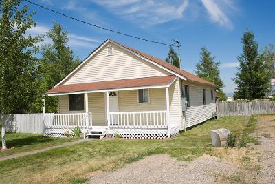 Blackfoot Single Family Home For Sale: 407 N 400 E