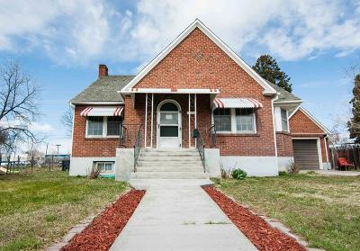 Blackfoot Single Family Home For Sale: 359 N Broadway