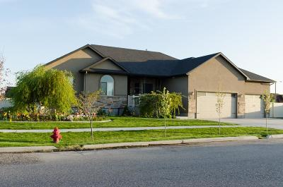 Blackfoot Single Family Home For Sale: 926 Von Elm Drive