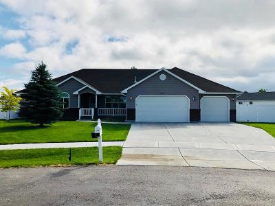 Iona Single Family Home For Sale: 4759 Freedom Circle