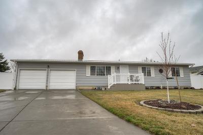 Shelley Single Family Home For Sale: 209 Hummingbird Lane