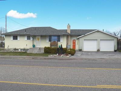 Blackfoot Single Family Home For Sale: 510 W 100 N