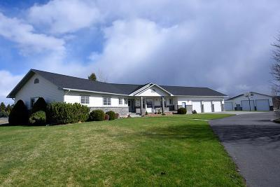 Idaho Falls Single Family Home For Sale: 4782 N 44 E