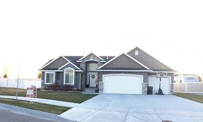 Idaho Falls Single Family Home For Sale: 5638 Truscott Drive
