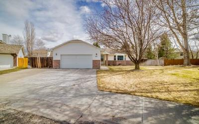 Idaho Falls ID Single Family Home For Sale: $259,900