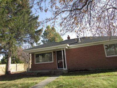 Blackfoot Single Family Home For Sale: 105 Last Street