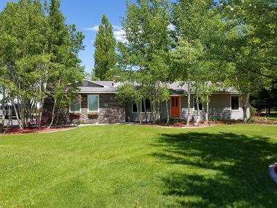 Idaho Falls Single Family Home For Sale: 1988 81st S