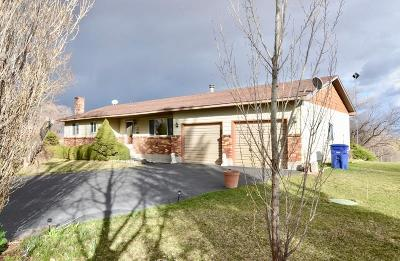 Idaho Falls Single Family Home For Sale: 3275 April Drive