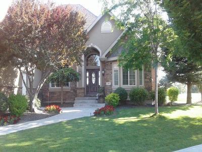 Idaho Falls ID Single Family Home For Sale: $549,900