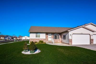 Idaho Falls ID Single Family Home For Sale: $162,000