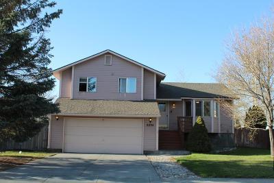 Idaho Falls ID Single Family Home For Sale: $175,000