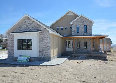 Idaho Falls ID Single Family Home For Sale: $540,000
