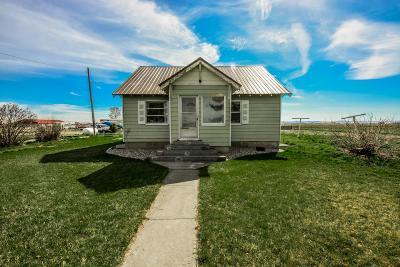 Idaho Falls ID Single Family Home For Sale: $159,000