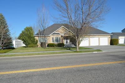 Idaho Falls Single Family Home For Sale: 3813 Nathan Drive