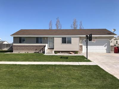Idaho Falls Single Family Home For Sale: 3253 E Larson Drive