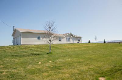 Blackfoot Single Family Home For Sale: 244 E Rich Lane