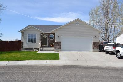Rigby Single Family Home For Sale: 461 Marian Court