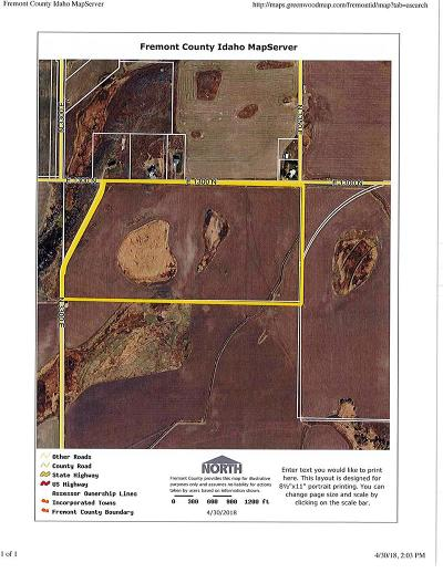 Fremont County Farm For Sale: Tbd N 3300 E
