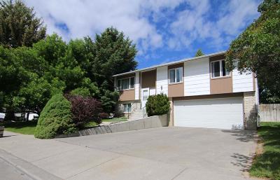 Idaho Falls ID Single Family Home For Sale: $163,000