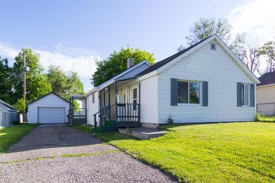 Idaho Falls Single Family Home For Sale: 319 Gladstone Street