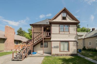 Idaho Falls Multi Family Home For Sale: 139 S Water Avenue