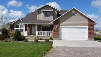 Blackfoot Single Family Home For Sale: 88 W 130 N