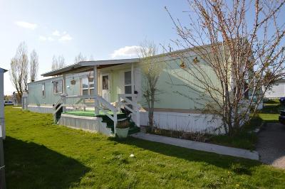 Shelley Single Family Home For Sale: 275 W Oak Street #21