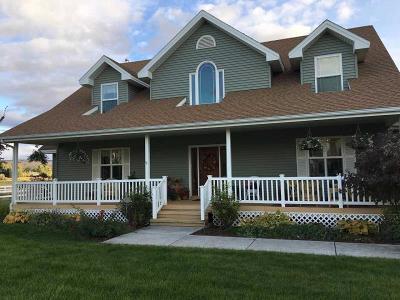 Idaho Falls Single Family Home For Sale: 3282 E 65 S