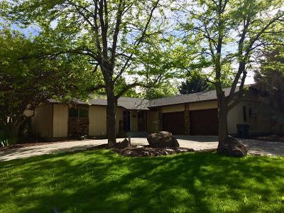 Idaho Falls Single Family Home For Sale: 1916 Coronado Street