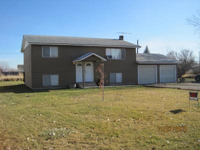 Blackfoot Multi Family Home For Sale: 167 N 360 W