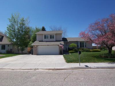 Idaho Falls Single Family Home For Sale: 1404 Lowell Drive