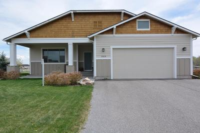 Idaho Falls Single Family Home For Sale: 3328 E Edward Drive