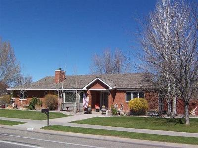 Idaho Falls Single Family Home For Sale: 1899 E 25th Street