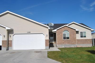 Ammon Single Family Home For Sale: 1168 Midway Avenue