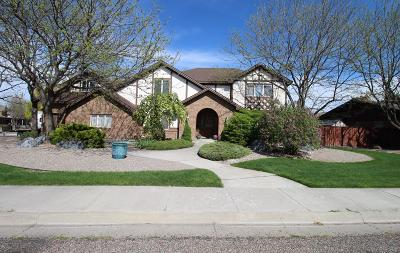 Idaho Falls Single Family Home For Sale: 2855 Sunnybrook Lane