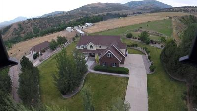 Pocatello Single Family Home For Sale: 2624 Wild Horse Ridge