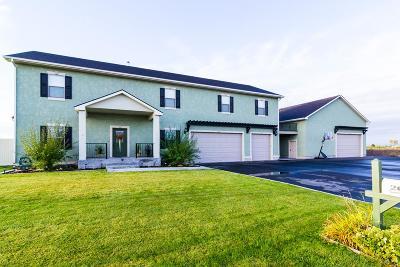 Idaho Falls Single Family Home For Sale: 2020 E Timberview Drive