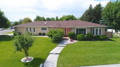 Idaho Falls Single Family Home For Sale: 1978 Monticello Drive