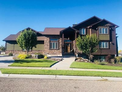 Idaho Falls Single Family Home For Sale: 170 Links Way