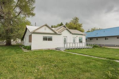 Blackfoot Multi Family Home For Sale: 640 NE Main Street