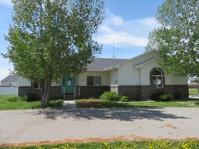 Idaho Falls Single Family Home For Sale: 11121 N Crooked Tree Lane