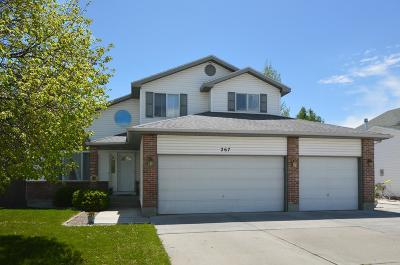 Idaho Falls Single Family Home For Sale: 267 Colonial Way
