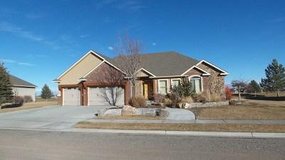 Idaho Falls Single Family Home For Sale: 5150 Jupiter Hills Drive